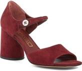 Marc Jacobs 'Sloan' Block Heel Sandal (Women)
