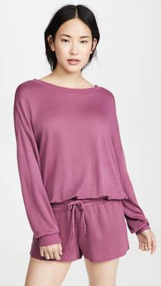 Honeydew Intimates Fall Forever Lounge Sweatshirt