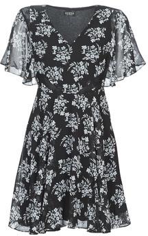 GUESS ELLA women's Dress in Black