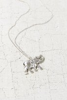 UO Elephant Pendant Necklace