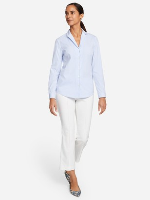 J.Mclaughlin Brinley Shirt in Stripe