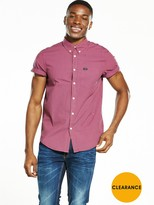 Lee Button Down Short Sleeve Shi