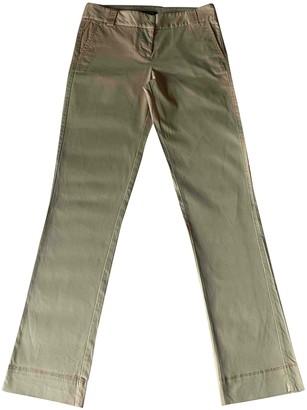Sarah Jessica Parker Cotton Trousers for Women