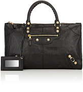 Balenciaga Women's Arena Leather Giant Work Bag