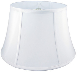 """American Heritage Lampshades Bouilotte Round Lampshade, 14""""x10""""x8.75"""""""