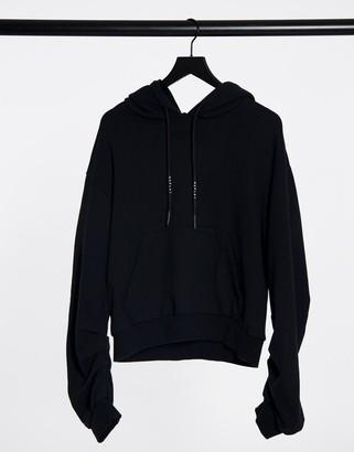 Replay Hoodie in Black