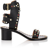 Isabel Marant Women's Jaeryn Embellished Leather Sandals