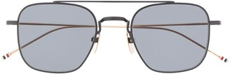 Thom Browne Square-Frame Sunglasses
