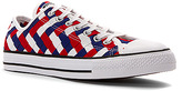 Converse Chuck Taylor All Star Woven Low Top Sneaker