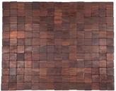 Mather Natural Wood Doormat