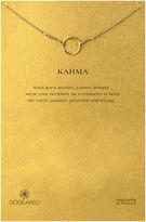 Dogeared Original Karma Necklace