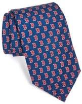 Vineyard Vines Boston Red Sox Silk Tie