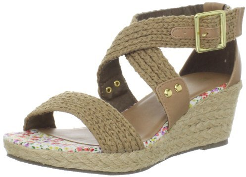 Kenneth Cole Reaction Sing Out-Loud Wedge Sandal (Little Kid/Big Kid)