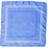 Tom Ford Silk Dot Print Pocket Square