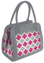 Fit & Fresh Carolina Insulated Lunch Bag with Ice Pack in Fuchsia