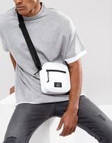 Asos Flight Bag In White