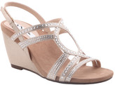 Nina Women's Stasha Strappy Wedge