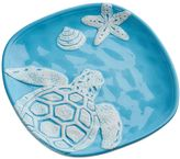 Global Amici Coastal Bright 4-pc. Salad Plate Set