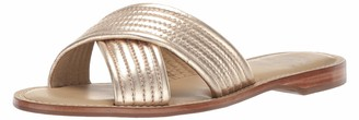 MONICA Driver Club USA Women's Leather Made in Brazil Santa Sandal Loafer Flat