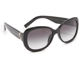 Marc Jacobs Oval Sunglasses