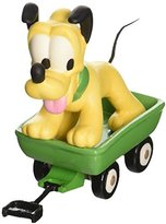 Precious Moments Disney Showcase Collection, Be Happy Pluto, Bisque Porcelain Figurine, 153703