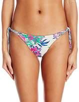 O'Neill Women's Moon Struck Tie Side Bikini Bottom
