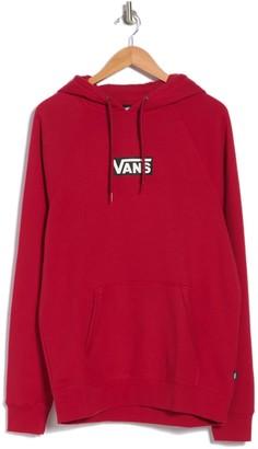 Vans Versa Standard Chili Pepper Hooded Pullover Sweatshirt
