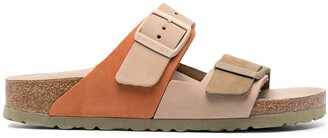 Birkenstock Arizona split suede sandals