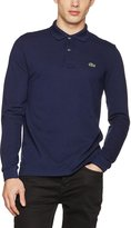 Lacoste Long Sleeve Mens L.12.12 Polo M