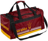 Forever Collectibles Arizona State Sun Devils Striped Core Duffle Bag