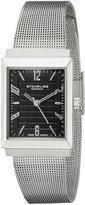 Stuhrling Original Women's 126L.12111 Classic Metropolis Prospect Swiss Quartz Dial Ultra Slim Watch