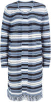 Lucien Pellat-Finet Striped Knit Cardigan