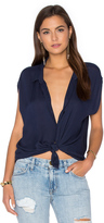 Bella Dahl Short Sleeve Blouse