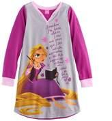 Disney Disney's Rapunzel Girls 4-8 Diary Nightgown