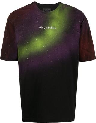 Mauna Kea starry night T-shirt