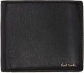 Paul Smith Black Leather Wallet