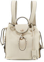 Valentino Garavani Twiny Leather Backpack