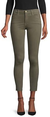 Frame Stretch Skinny-Fit Jeans