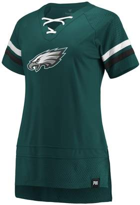Unbranded Women's Philadelphia Eagles Draft Me Tee