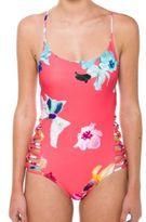 6 Shore Road Floral One-Piece Swimsuit
