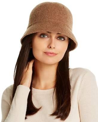 August Hat Company Melton Cloche