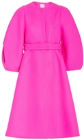 DELPOZO A-Line Long Coat