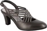 Easy Street Shoes Slingback Pumps - Sapphire