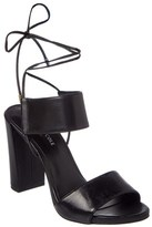 Kenneth Cole New York Dess Leather Sandal.