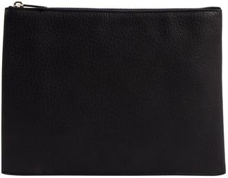 Calvin Klein Black Leather Purses, wallets & cases