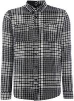 Volcom Plaid Print, Flannel Shirt