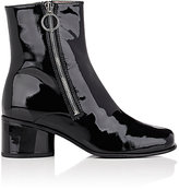 Marc Jacobs Women's Crawford Patent Leather Ankle Boots