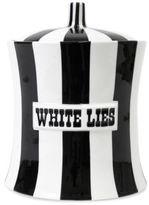 Jonathan Adler White Lies Canister