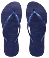 Havaianas Slim Metallic Navy Blue