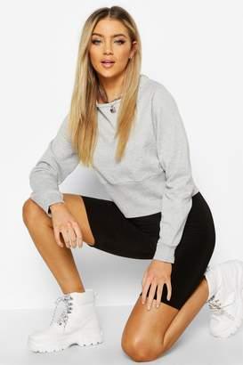 boohoo Fitted Waist Sweater